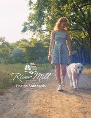 River Mill Design Standards