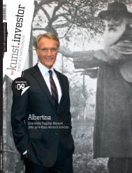 KunstInvestor 2009