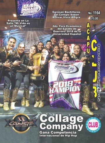 Revista Acapulco Club 1164