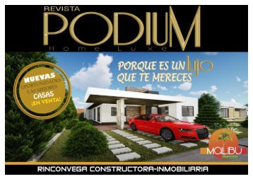 RINCONVEGA-Revista PODIUM