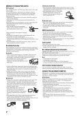 Sony KDL-50W706B - KDL-50W706B Mode d'emploi Slovénien - Page 4