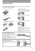 Sony DSC-T70 - DSC-T70 Mode d'emploi Bulgare - Page 7