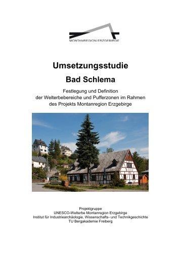 Umsetzungsstudie Bad Schlema - Wirtschaftsförderung Erzgebirge ...