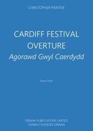 CHRISTOPHER PAINTER - Cardiff Festival Overture [FINAL2]