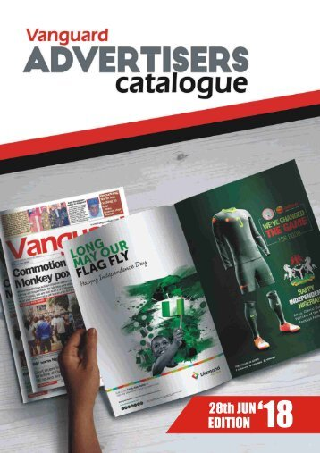 advert catalogue 28 June 2018