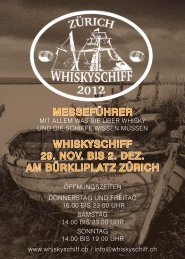 Wumbler – the wobbling tumbler - Whiskyschiff Zürich