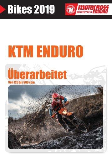 KTM Enduro 2019