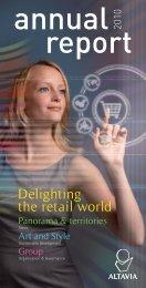 Delighting the retail world - Altavia