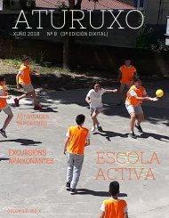 Revista Aturuxo Nº 8 (3ª edición dixital)