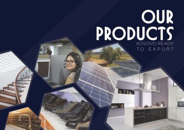 Our Products - Kosovo Ready To Export