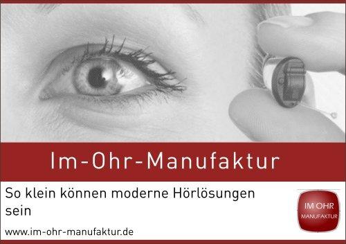Im-Ohr-Manufaktur