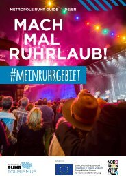 Metropole Ruhr Guide