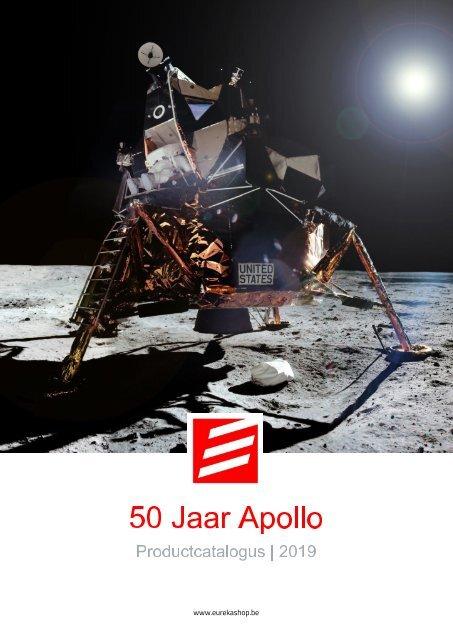 50 Jaar Apollo brochure