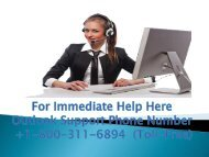 Outlook Support Phone Number +1-800-311-6894