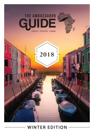 The Ambassador Guide_Winter Issue 2018