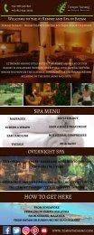 Tempat Senang Spa Resort and Restaurant