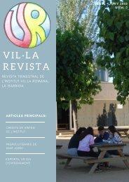 Vil·la Revista nº3