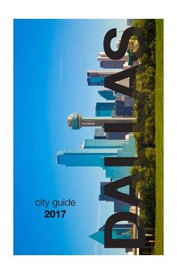 Dallas Booklet