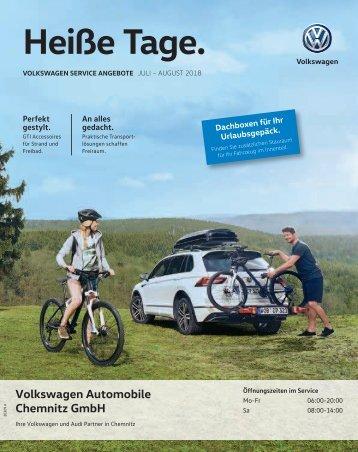 Volkswagen Service - 29.06.2018