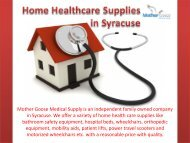 Best Home Healthcare Supplies in Syracuse
