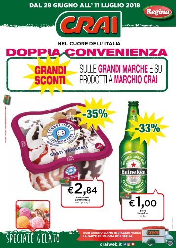 CRAI Superette dal 28/06 all'11/07