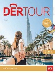 Orient 2018/19 DERTOUR