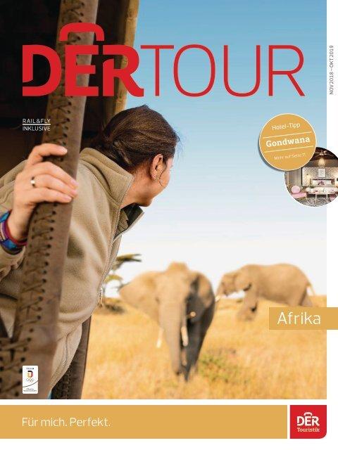 Afrika 2018/19 DERTOUR