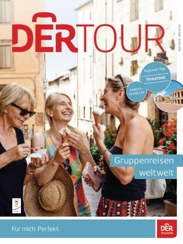 Gruppenreisen Winter 2018/19
