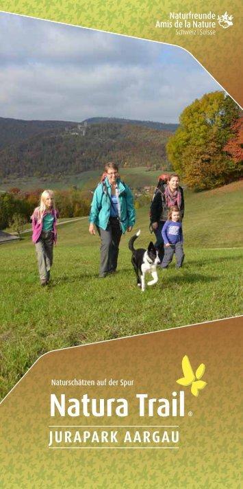 Natura Trail Aargau DE