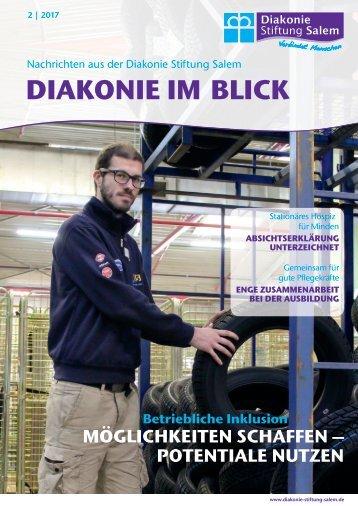 Diakonie im Blick - Winter 2017