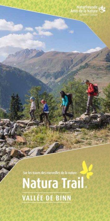 Natura Trail Binntal FR
