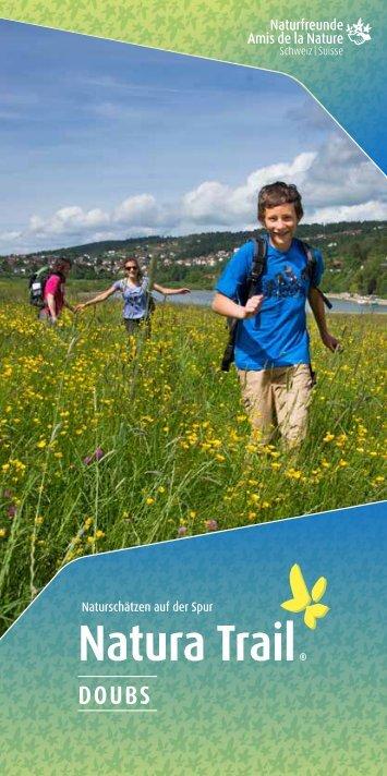 Natura Trail Doubs DE