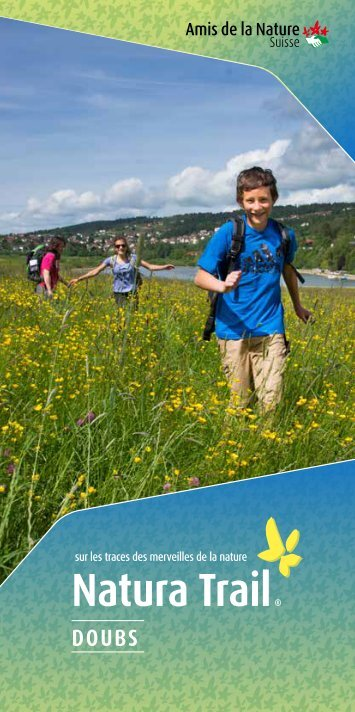 Natura Trail Doubs FR