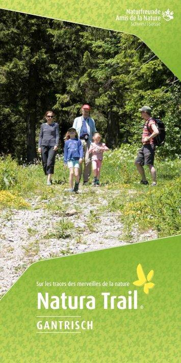 Natura Trail Gantrisch FR