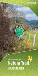 Natura Trail Schaffhausen DE
