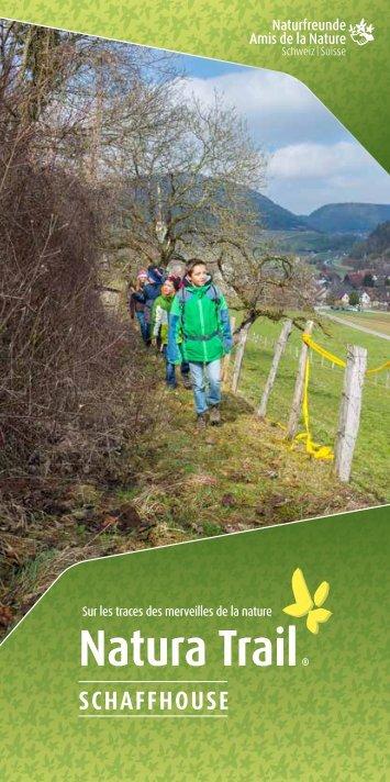 Natura Trail Schaffhausen FR