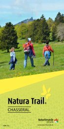 Natura Trail Chasseral DE