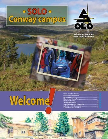 SOLO Student Welcome Packet