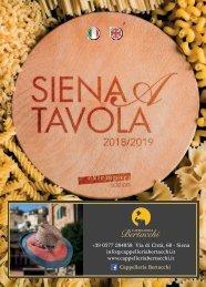 Siena a Tavola 2018