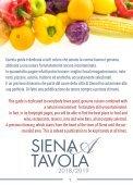 Siena a Tavola 2018 - Page 3
