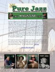 Pure Jazz Magazine Special Women's/Jazz Month Issue - Page 3