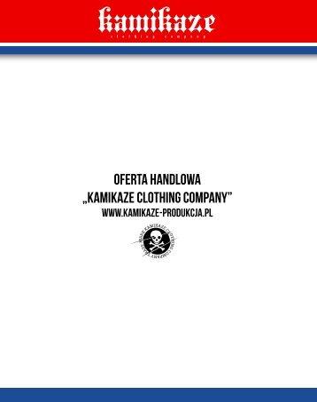 kamikaze clothing kontraktacja