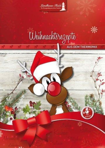 Landhaus-Team: Weihnachtsrezepte aus dem Thermomix ®