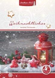 Landhaus-Team: Weihnachtliches aus dem Thermomix ®