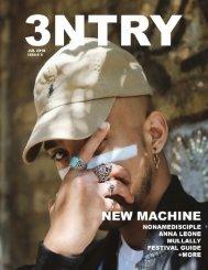 3NTRY ISSUE 5 JUL 2018