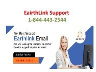 earthlink Technical Support Number +1-888-678-5401