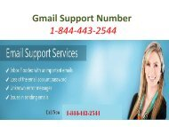 Gmail Support PPT
