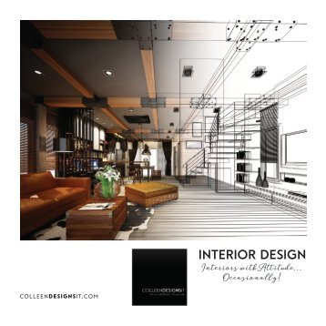 Interior Design Square Brochure-colleendesignsit