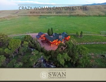 Crazy Woman Canyon Estate Offering Brochure 6-28-18