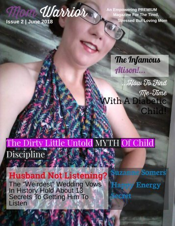 June's Mom Warrior Magazine